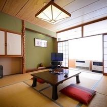 一般的な客室の一例