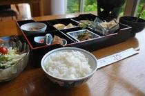 美味しい能登コシヒカリのご飯で朝食(^^)