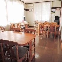 *【館内/食堂】朝夕共にこちらへお食事をご用意致します。