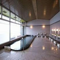 系列店【THE OCEAN】の天然温泉