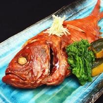 """""""The・金目鯛の姿煮""""☆ 産地から味付けまで 夢みさきのこだわりがすべて凝縮しています・・☆"""