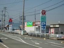 相可駅近くのショッピングエリア