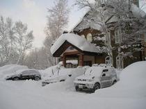 真冬のバン・マリー
