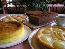 手作りケーキ(一例)