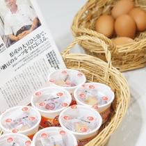 朝食ビュッフェ 水戸納豆