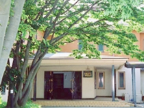 ホテル外観(入口)