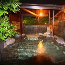 夕霧の湯(貸切露天風呂)