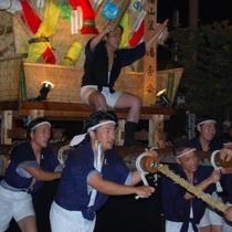 ゆふいん盆地祭り(8月)
