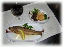 ある日の魚料理