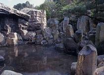 露天風呂【米山の湯】