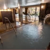 ■大自然の湯「川の囁き」 大浴場