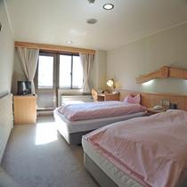 *デラックスルーム一例/チロリアン家具を配置し、シックな色調のお部屋です。