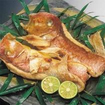 【食事】甘鯛