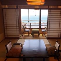 『海の見える和室10畳』