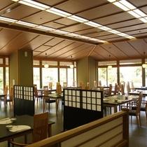 レストラン「花暦」