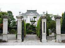 柳川藩主立花邸御花 正面玄関