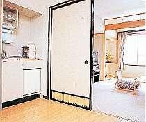 簡易キッチン付き客室