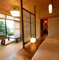 本館『庵』のお部屋 一例