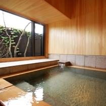 離れの客室風呂 一例