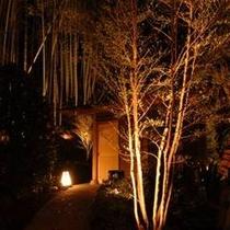 貸切風呂~夜の風景~