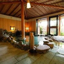 大浴場~岩風呂~