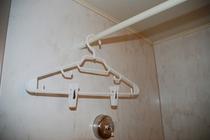 浴室ハンガー
