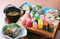 ペンション~車5分巴寿しへの送迎付プラン(繁忙期除く)♪ご飲食代は寿司屋さんで清算をお願い致します♪