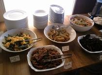 朝食一例【和洋軽食バイキング】