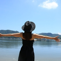 【プライベートビーチ】