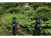 電気自動車 普通充電器