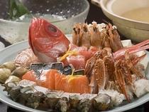 3種から選ぶ特製コラーゲンプルプル美肌☆鍋 魚介