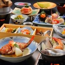 絶品日本海会席&日本海絶景を愉しむ極みプラン