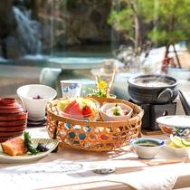 ■ご朝食-レストラン-■