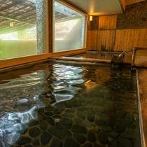 ■大浴場-古代檜風呂-■