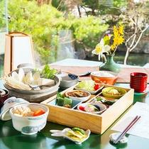■朝食-月見亭-■