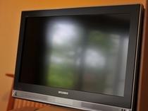 地デジ対応薄型テレビ&CATV視聴可