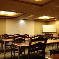 会議室のご用意も致します。各種セミナーや会議、勉強合宿などの会場にご利用いただけます。