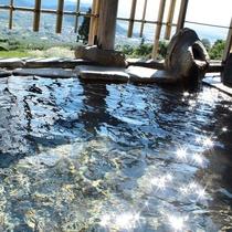 貸切露天風呂 眺望をお楽しみいただきながらプライベートな空間でごゆっくりお寛ぎいただけます。