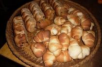 焼き立てパン2