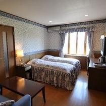 別館 401号室 ツインルーム