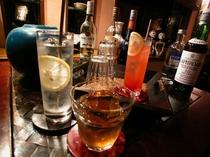 アルコールをお好きなだけ