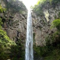 安心院東椎屋の滝