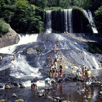玖珠竜門の滝