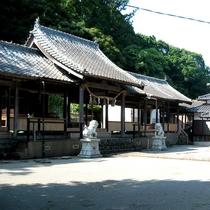 白髭田原神社