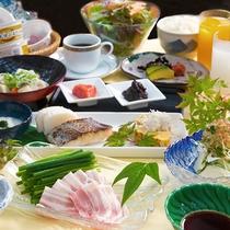 ■しゃぶしゃぶ和朝食■