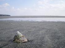 鉄浜(かねはま)海岸
