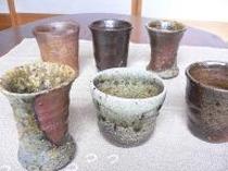 鉄窯陶苑 湯のみ