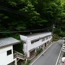*【道路側和室6畳】お部屋からの眺め一例となります。