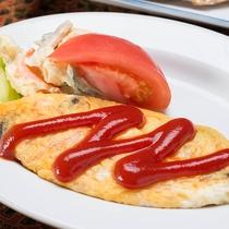 *ご朝食一例 素朴な手作り料理をご用意させていただきます。