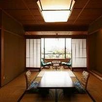 【西館和室10帖】富士山一望でお部屋の風呂は温泉